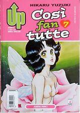 MANGA STAR COMICS COSI FAN TUTTE N.7  UP N.24 OTTIMO