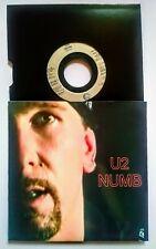 "U2 - NUMB -  7"" UK JUKEBOX VINYL SINGLE - WITH FREE UNIQUE   PIC SLEEVE"