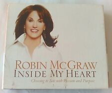 Robin Mcgraw - Inside My Heart 6CD Set with FREE DVD!