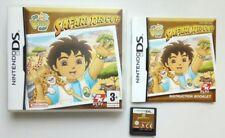 Go, Diego, Go: Safari Rescue [Nintendo DS/Lite/DSi/XL Game] Genuine