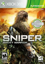 Sniper: Ghost Warrior Xbox 360 New Xbox 360