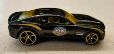 Hot Wheels 2011 Chevy Camaro Concept Black 100th Anniversary Indy 500