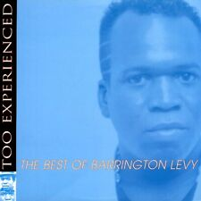 SEALED NEW LP Barrington Levy - Too Experienced: Best Of Barrington Levy