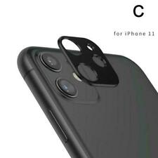 For iPhone 11 Max Back Camera Metal Lens Screen Protector Best Cover Case R T4R2