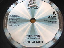 "Stevie Wonder-muy contento de vinilo de 7"""