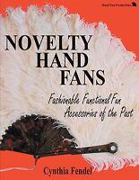 Novelty Hand Fan Book