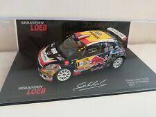 1 43 Ixo Peugeot 208 T16 R5 #1 Rally du Chablais Loeb/loeb 2017