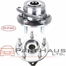 For Chevrolet Cruze 11-15 New Front Wheel Bearing & Hub Assembly Set of 2pcs