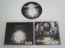 MIND ODYSSEY/KEEP IT ALL TURNING(NAPALM RECORDS NPR 284) CD ALBUM