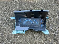 1986-1994 Bravada 110 mph S10 Blazer S15 Jimmy Dash Gauge Instrument Cluster OEM