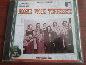 Various - Boogie Woogie Tennessee - Nashville Volume 1  [CD]  NEW AND SEALED