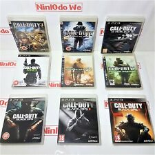 Call of Duty COD Game series (PS3) Multi-Listing - Expertly Refurbished