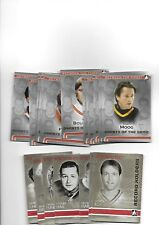 2006-07 ITG InThe Game Between The Pipes Complete Hand Collated Set 150) Goalies
