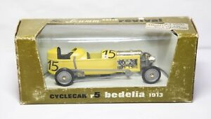 Brumm R5 Bedelia 1913 Cyclecar - Mint In Box