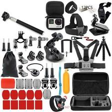 57 In 1 Action Camera Accessories Cam Tools Fr Go Pro Hero 6 5 4 3 Kit Eken D5N2