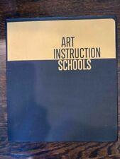 Vintage Art Instruction Schools Art & Design Manual