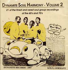 DYNAMITE SOUL HARMONY - Volume #2 - 21 VA TRACKS