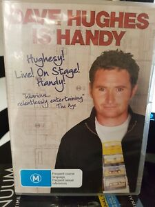 Dave Hughes Is Handy DVD - COMEDY - Region 4