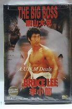 the big boss bruce lee ntsc import dvd