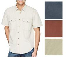 Filson Men's Short Sleeve Button Down Field Shirt Various Colors