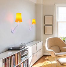 Italian Foscarini BIRDIE Iron& Acrylic Sconce E27 Light Wall Lamp Fixture New