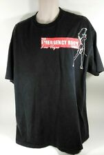 Sexy Vintage The Emergency Room Lounge Las Vegas Black Mens T-Shirt Sexy Nurse