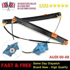 New Electric Window Regulator Front Driver Side Fits Audi A4 S4 B6/B7 8E 00-08