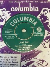 Cliff Richard - Living Doll / Apron Strings
