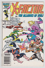 X-Factor #5 1986 Marvel Comics 1st Apocalypse Cameo X-Men Movie Original X-Men