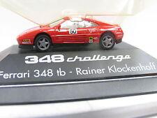 Herpa Ferrari 348 tb Rainer Klockenhoff OVP (L6573)