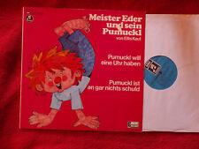 Pumuckl will eine Uhr haben + Pumuckl ist an gar nichts schuld  klasse Colum. LP