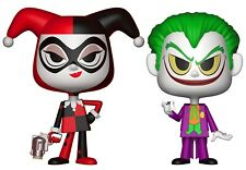 Funko Vynl DC 2-Pack Harley Quinn and The Joker