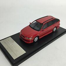 1/43 Hi-story Honda Accord Wagon SIR 2000 CH9 Red