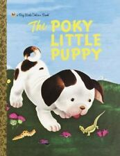 The Poky Little Puppy (Big Little Golden Book) Sebring Lowrey, Janette Hardcove