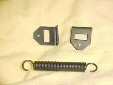 Harley,FX 73-84,  XLS 80- 82,2 rear gas tank mount clips and spring