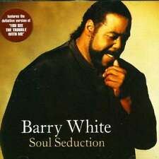 Soul Seduction - Barry White CD SPECTRUM INT.