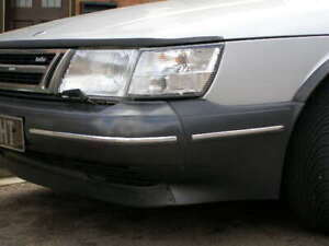 SAAB 900 CLASSIC HOOD PROTECTOR STONECHIP turbo injection convertible