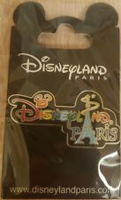 PIN Disneyland Paris LOGO DLRP OE