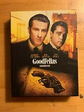 Goodfellas (Blu-ray Disc, 2015, 2-Disc Set, 25th Anniversary With Book)