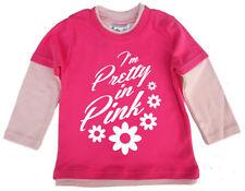Abbigliamento rosa in maglia per bimbi
