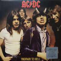 AC/DC ‎– Highway To Hell  Remastered  180g Vinyl LP New Sealed