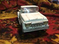 Vintage Metal Toy PICKUP Truck Heavy Antique Gambles Store TONKA