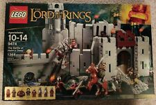 LEGO The Lord of the Rings The Battle of Helm's Deep (9474)