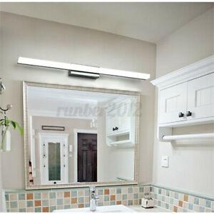 120CM Bathroom Front Mirror Vanity LED Fixture Light Toilet Wall Makeup  1 L
