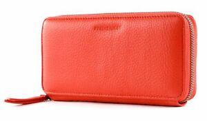 FREDsBRUDER Happy Collection Happy Wallet Geldbörse Coral Orange Neu