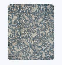 Indian 5 Yards Cotton Hand Block Print Natural Women Hanmade Craft SewingFabric