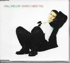 WILL MELLOR - When i need you CDM 3Tr PWL Europe 1997