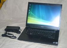 """Dell Latitude E6500 15.4"""" WUXGA 2.26GHz Intel C2D 2GB RAM 160GB HD WiFi Vista 32"""