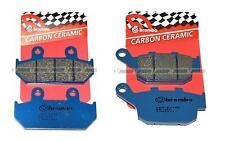 Pastiglie Freno Brembo Ant Post Honda NX 650 Dominator 93/96 07HO2307 + 07HO2711