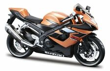 Maisto Suzuki GSX-R 1000 1:12 black / orange